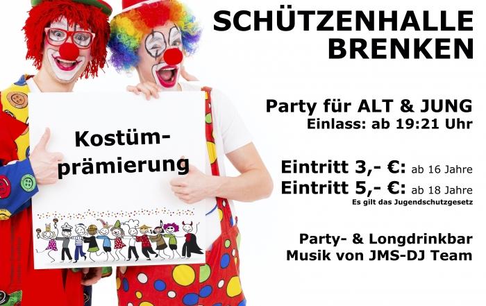 KarnevalsParty_2020